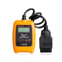 Vgate VC310 Code Reader OBD2 сканер (оранжевый)