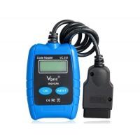 VC210 VAG + CAN VW / AUDI OBD2 Scan Code Reader (синий)
