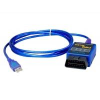 Scan Tool Н.И. ЛЕМ 327 ОДБ USB (синий)