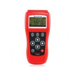 MaxiDiag JP701 OBD 2 диагностический сканер для японских автомобилей (красный)