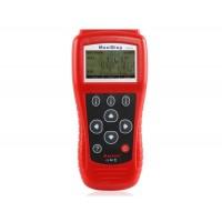 MaxiDiag US7303 РЕАЛЬНЫХ данных сканирования Автомобильный Code Reader для американских автомобилей (красный)