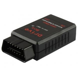 VGA Drive Box Bosch EDC15 / ME7 OBD2 (черный)