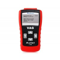 VAG405 Code Reader CAN VW / AUDI Scan Tool (красный)