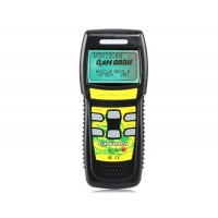 U581 CAN OBDII EOBDII сканер (черный)