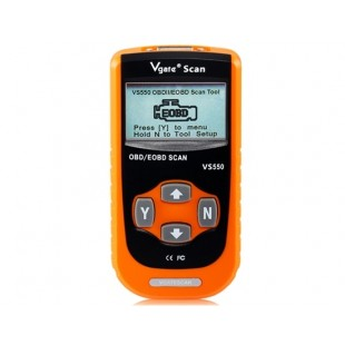 VS550 OBDII Code Reader