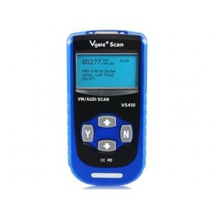 VS450 Scan Tool для VW, Audi
