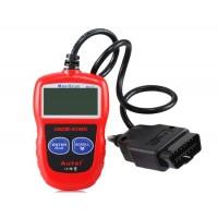 MS310 OBD2 / EOBD Code Reader автомобиля диагностический Scan Tool (красный)