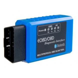 F2 ELM327 Bluetooth V1.5 OBD2 Code Reader автомобилей диагностический сканер