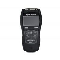 Vgate Scantool MaxiScan VS890 OBD Code Reader автомобилей диагностический сканер (черный)