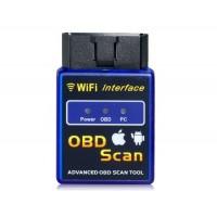 ELM327 WiFi OBD сканер iPhone Ipad Android  Авто диагностический сканер