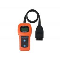 U281 OBD автомобиля диагностический инструмент (оранжевый)