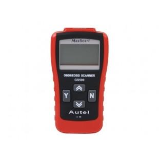 GS500 OBD II / EOBD сканер автомобилей Code Reader
