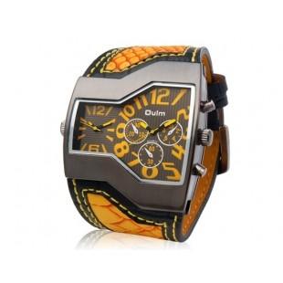 Двойной кварцевые аналоговые  Спортивные часы