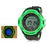 Wireless Pulse спортивные часы (зеленые)