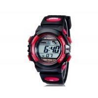 RE901 водонепроницаемые спортивные часы (красные)