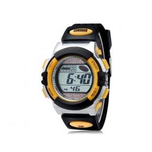 RE901 водонепроницаемые спортивные часы (желтые)