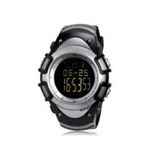 Spovan Многофункциональные цифровые спортивные часы (черные)