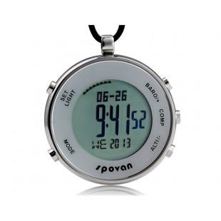 Elementum Компас Shaped многофункциональные цифровые спортивные часы