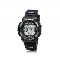 Popart 310 30m водонепроницаемые спортивные часы (черные)