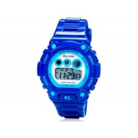 ALIKE AK1385 водонепроницаемые цифровы часы (синие)