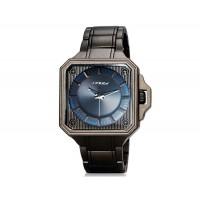 SINOBI 9466 Мужские спортивные аналоговые часы (синий)