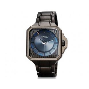 SINOBI 9466 Мужские спортивные аналоговые часы Blue (синий)
