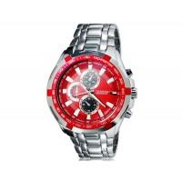 CURREN 8023 водонепроницаемые спортивные часы  (красные)