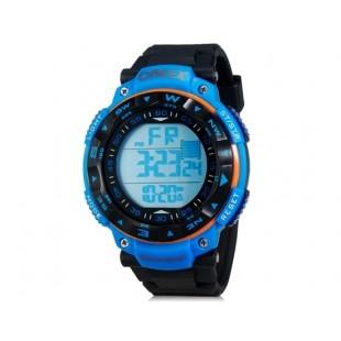 OREEX 2041  30 м Водонепроницаемые спортивные часы & Alarm Clock (синие)