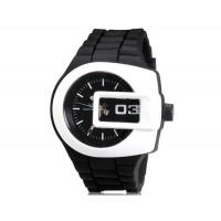 V6 0220 Super Speed спортивные аналоговые наручные часы (белые)