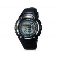 iTaiTek IT-819 водонепроницаемые спортивные электронные наручные часы с датой и будильником (черные)
