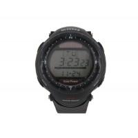 Power 0405M Модные солнечные цифровые наручные часы (черные)