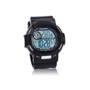 PASNEW 319 наручные часы (черные)