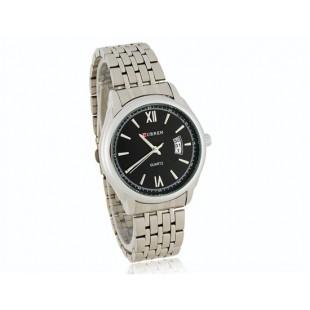 CURREN Стильные Аналоговые часы (черный)