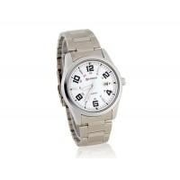 Купить CURREN Мужские часы Браслет из нержавеющей стали, Календарь (белый)