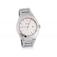 CURREN 8103 Стильные мужские часы (белый)