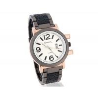 GEMAX 6165 Кварцевые часы  (черный)