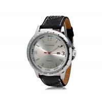Купить CURREN 8120 наручные часыс календарем   (белый)