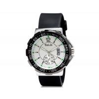 Купить VaLia 8202 Мужские Аналоговые часы с календарем (черный)