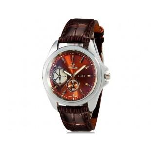 VaLia 8182 Кварцевые часы  (коричневый)