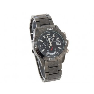 CURREN 8015 часы с  браслетом из вольфрамовой стали