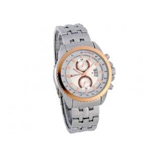 CURREN  8020 мужские  наручные часы с календарем