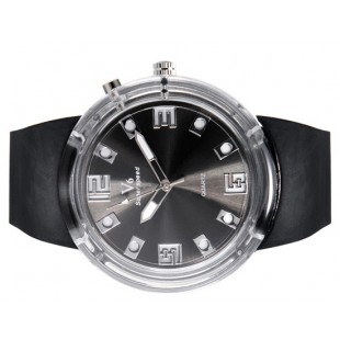 V6 Super Speed V0251 Unisex наручные часы с силтконовым браслетом