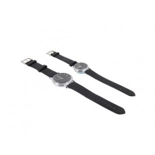 Wilon 907 изысканный его и ее часы (черный) артикул YW333B