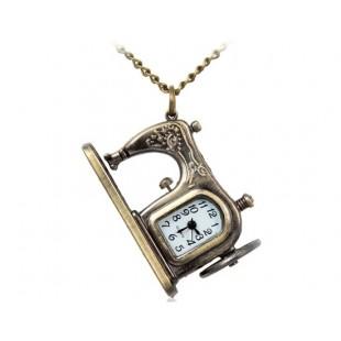 Швейная машинка  часы