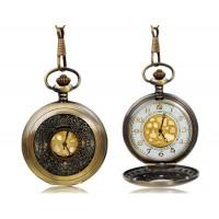 Круглые  часы карманные