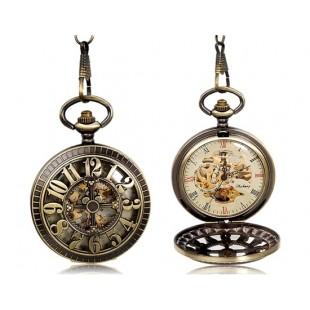 Механическая карманные часы