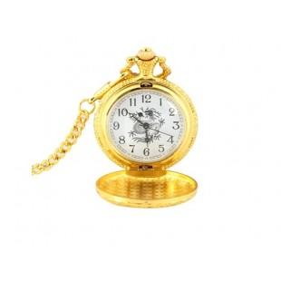Карманные часы с плетеным поясом