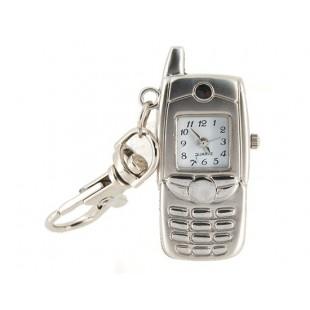 Сотовый телефон брелок часы