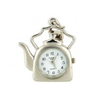 Чайник Часы брелок