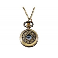 Купить Цветочный дизайн  часы с цепочкой